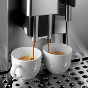 Bean to cup coffee machine uk