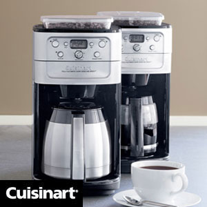 Best Coffee Maker And Grinder 2015 : Cuisinart Grind and Brew Coffee Maker Reviews - UK