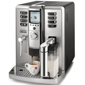 Gaggia Accademia RI9702/04 Bean to Cup Coffee Machine