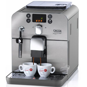 Gaggia Brera RI9833/70 Fully Automatic Bean to Cup Coffee Maker